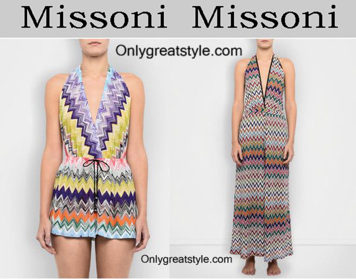 Catalog Missoni Summer 2017