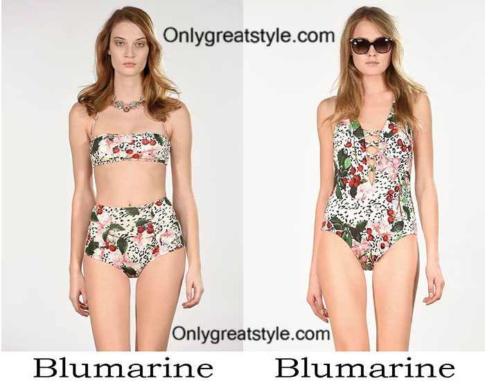 Swimwear Blumarine Summer 2017