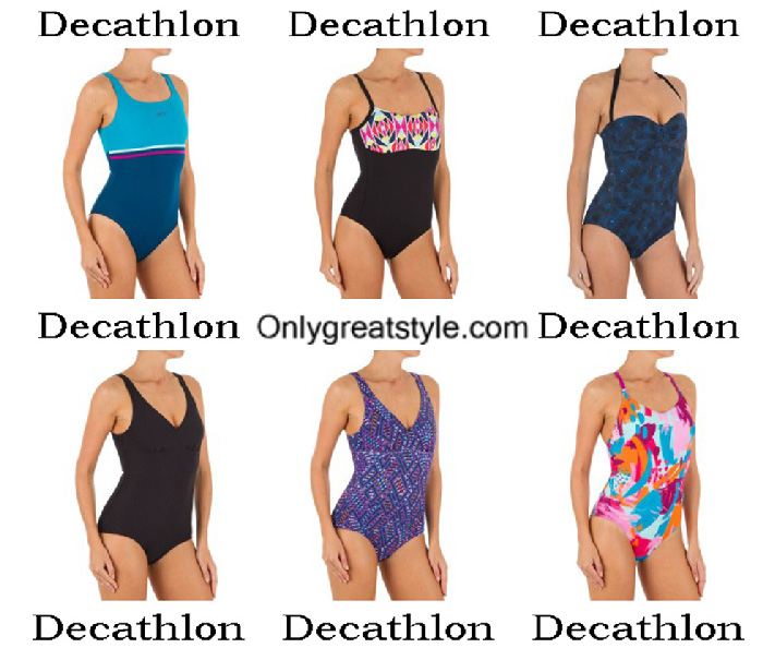 Swimwear Decathlon Summer 2017