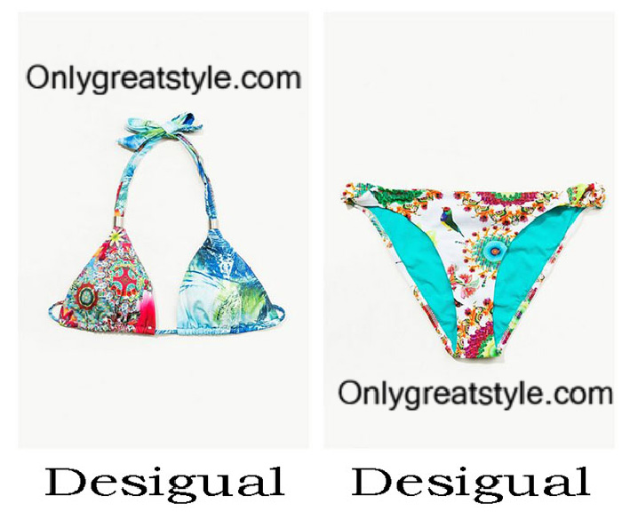 Swimwear Desigual Summer 2017