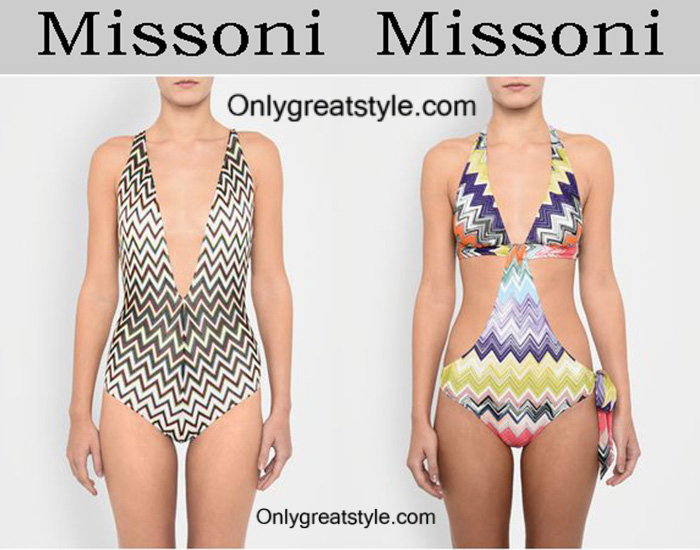 Swimwear Missoni Summer 2017