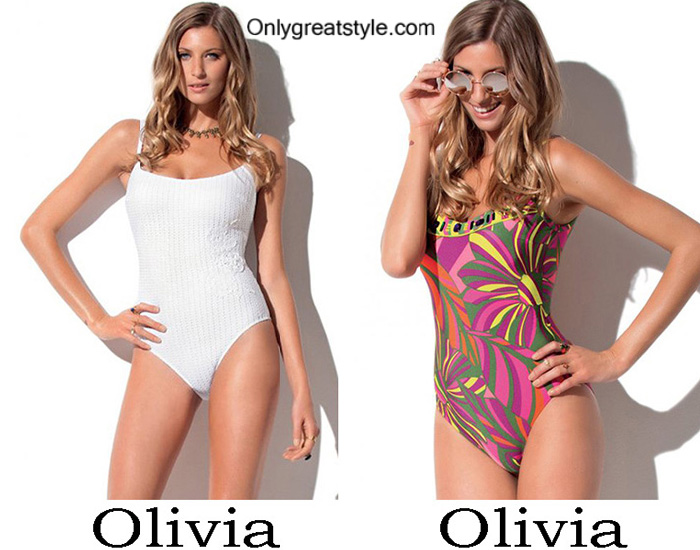 Swimwear Olivia Summer 2017