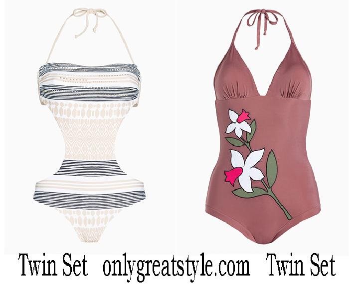 Swimwear Twin Set Summer 2017