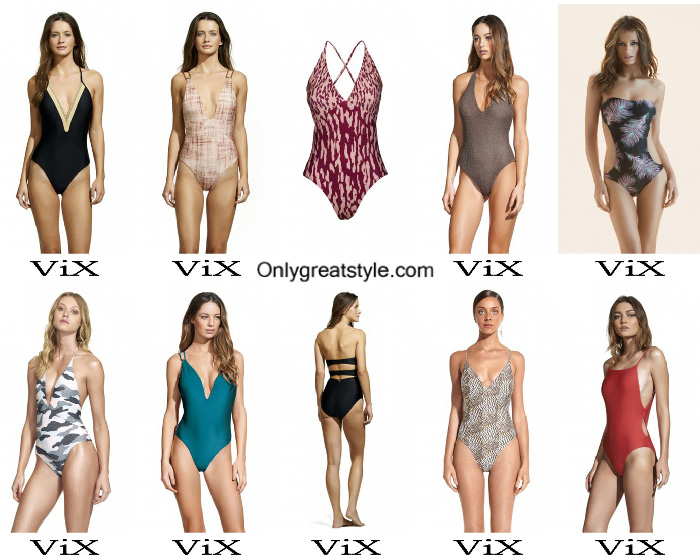 Swimwear ViX Summer 2017