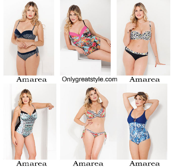 Swimwear Plus Size Amarea Summer 2017