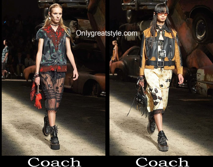 Accessories Coach Spring Summer