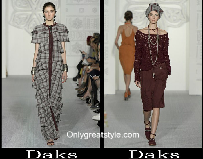 Accessories Daks Spring Summer