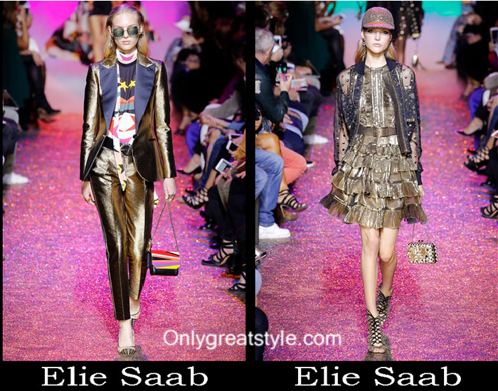 Accessories Elie Saab Spring Summer