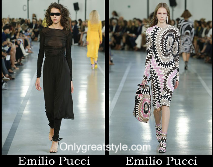 Accessories Emilio Pucci Spring Summer