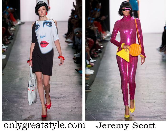 Accessories Jeremy Scott Spring Summer