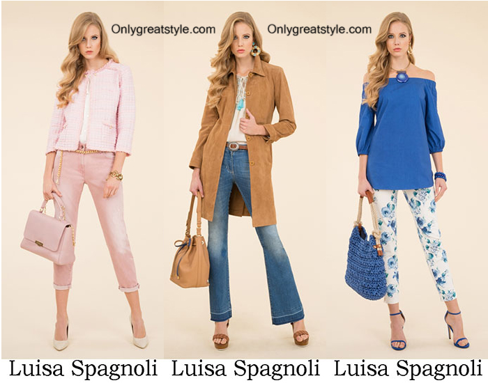 Accessories Luisa Spagnoli Spring Summer
