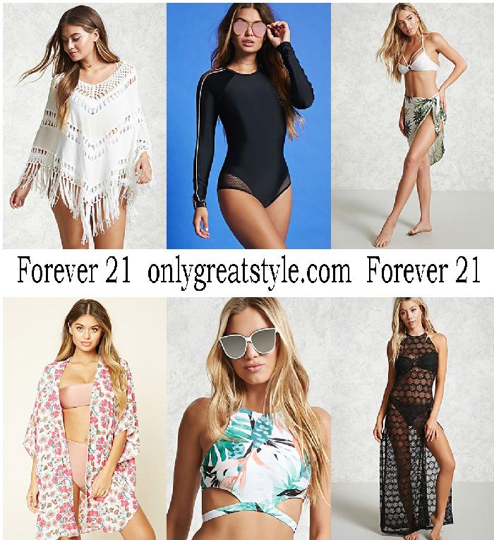 Beachwear Forever 21 Summer 2017