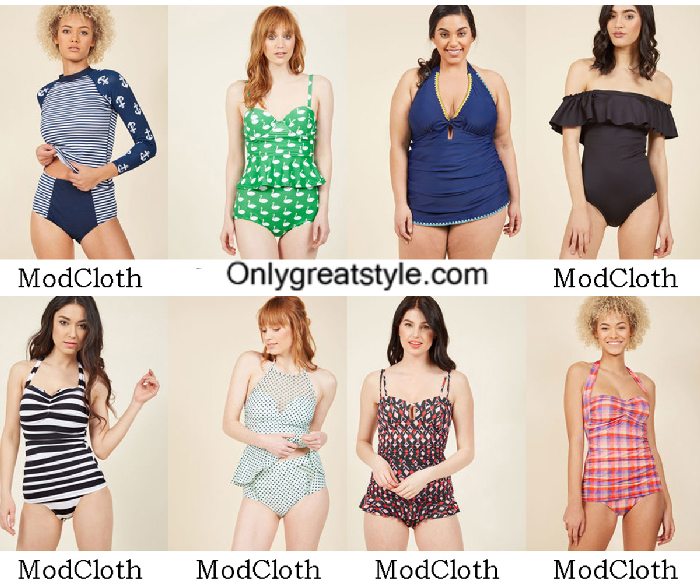 Beachwear ModCloth Summer 2017