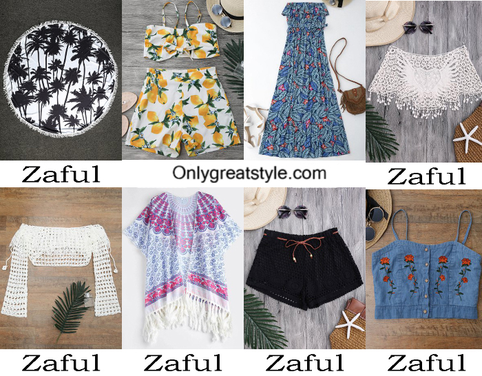 Beachwear Zaful Summer 2017