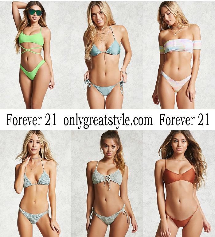 Bikinis Forever 21 Summer 2017