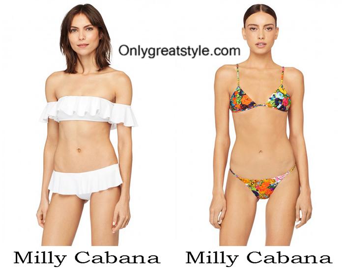 Bikinis Milly Cabana Summer 2017