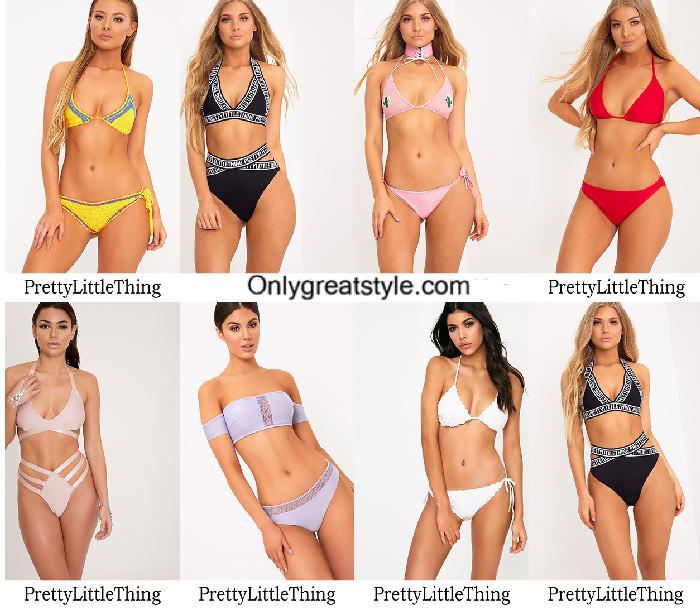Bikinis PrettyLittleThing Summer 2017