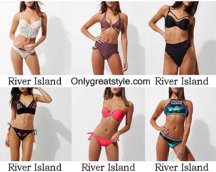 Bikinis River Island Summer 2017