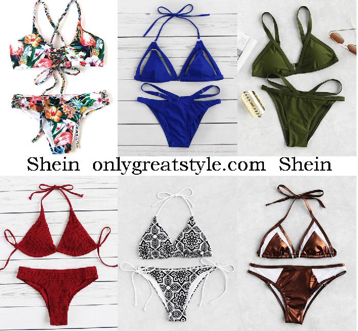 Bikinis Shein Summer 2017