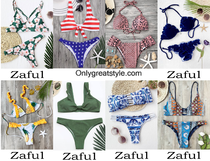 Bikinis Zaful Summer 2017