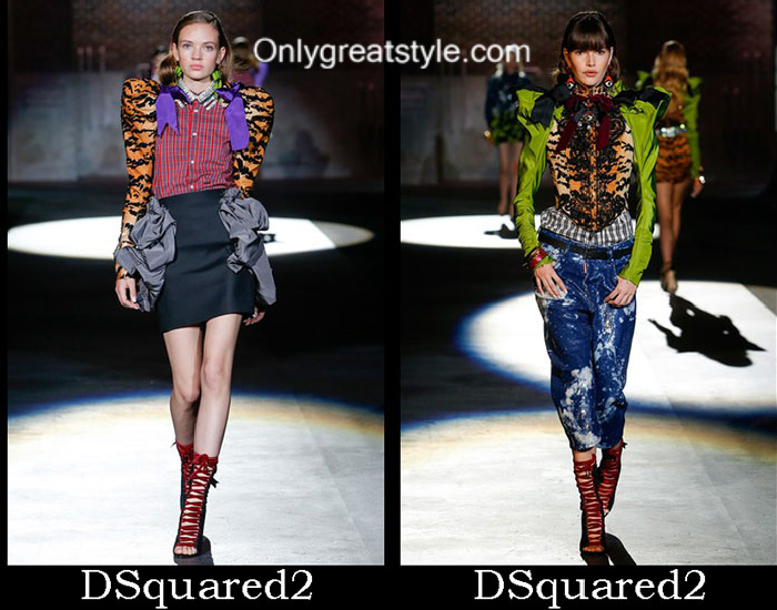 Brand DSquared2 Spring Summer
