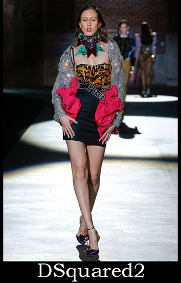 Catalog DSquared2 Spring Summer For Women 1