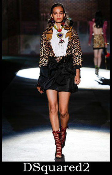 Catalog DSquared2 Spring Summer For Women 3