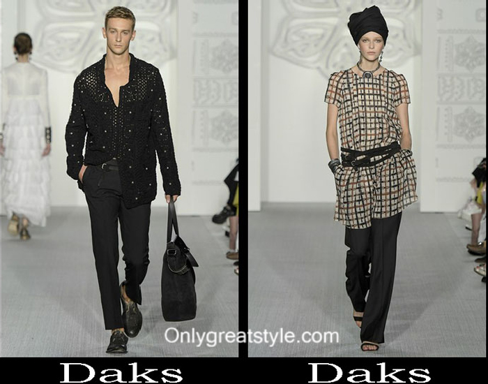 Catalog Daks Spring Summer