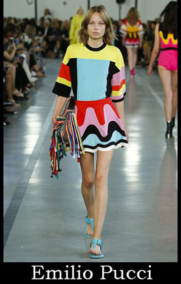 Catalog Emilio Pucci Spring Summer For Women 2