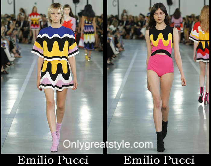 Catalog Emilio Pucci Spring Summer