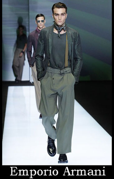 Catalog Emporio Armani Spring Summer For Men 1