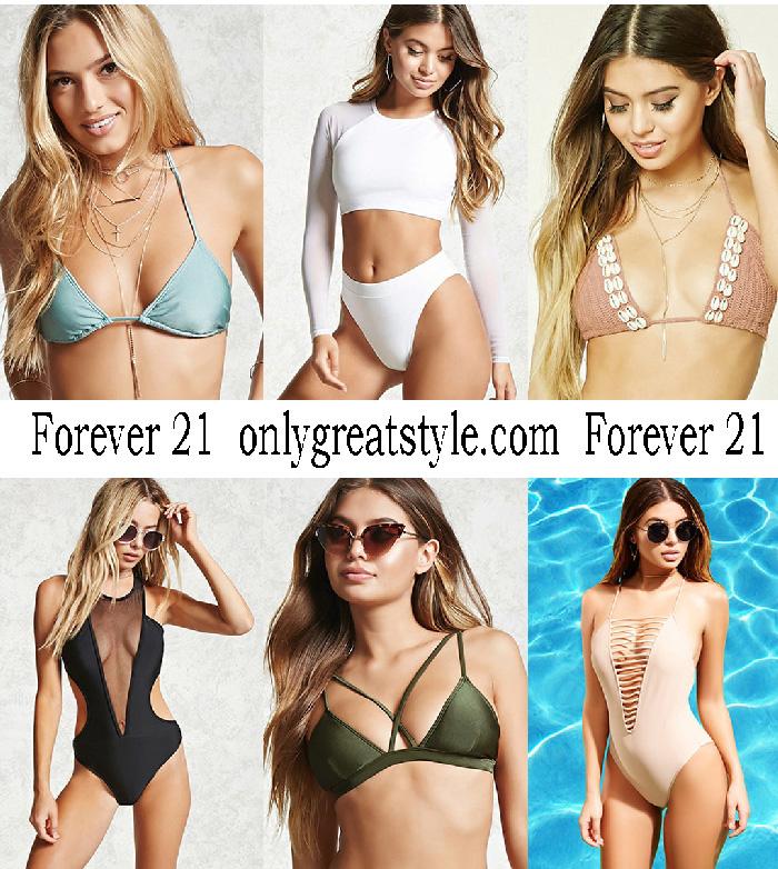 Catalog Forever 21 Summer 2017
