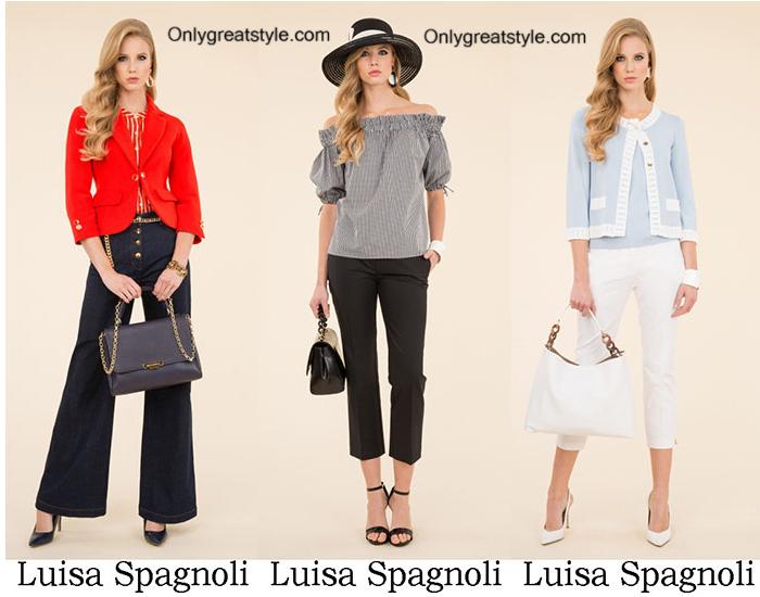 Catalog Luisa Spagnoli Spring Summer