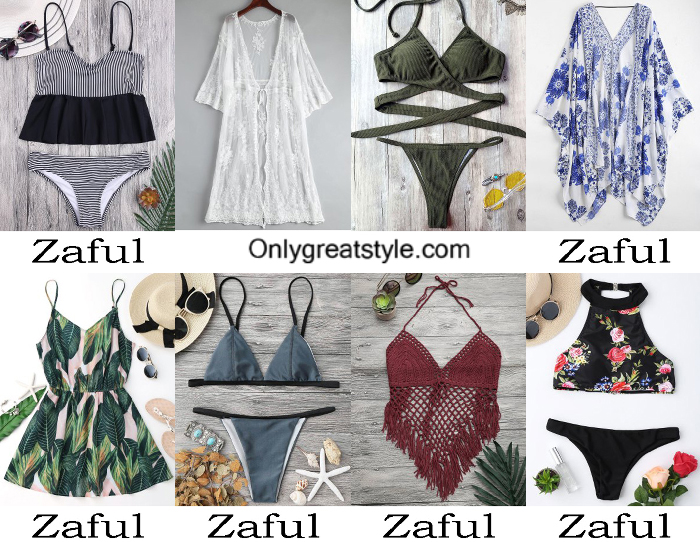 Catalog Zaful Summer 2017