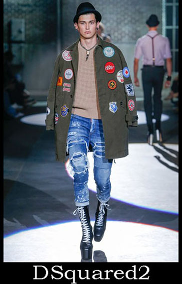 Clothing DSquared2 Spring Summer For Men 1