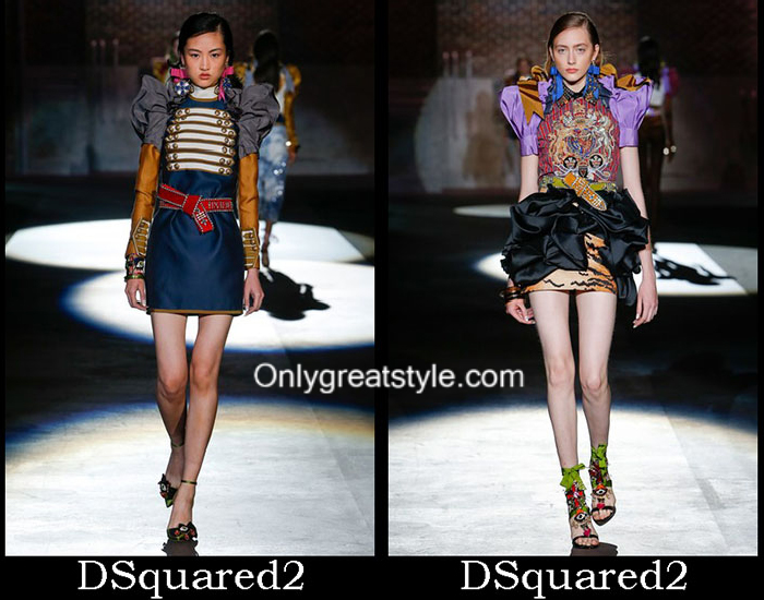 Clothing DSquared2 Spring Summer