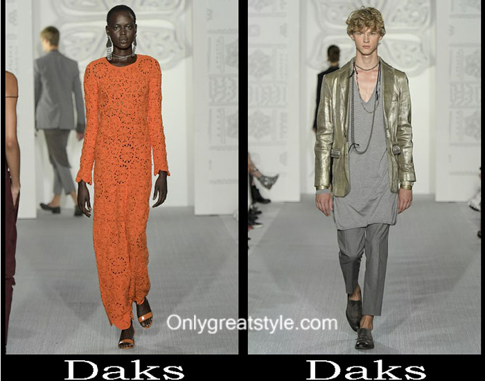 Clothing Daks Spring Summer