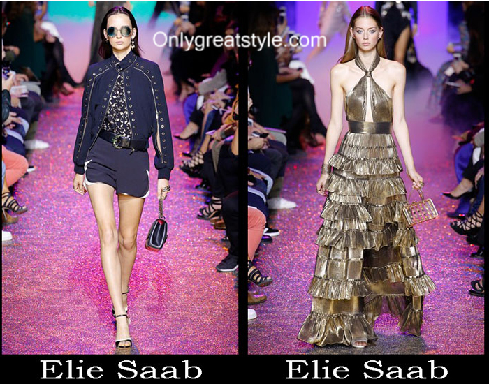 Clothing Elie Saab Spring Summer