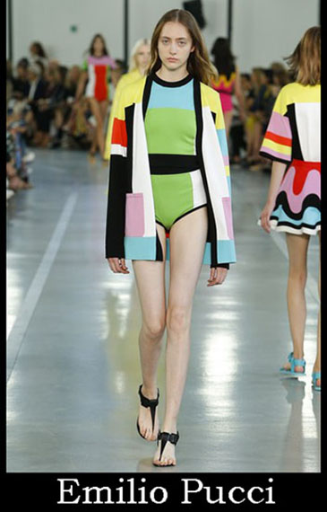 Clothing Emilio Pucci Spring Summer For Women 3