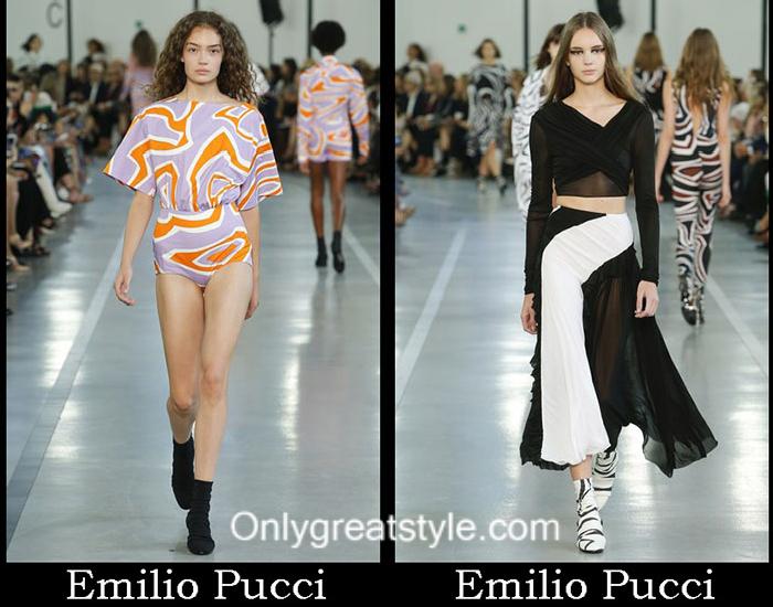 Clothing Emilio Pucci Spring Summer