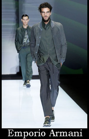 Clothing Emporio Armani Spring Summer For Men 9