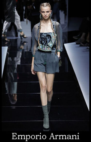 Clothing Emporio Armani Spring Summer For Women 1