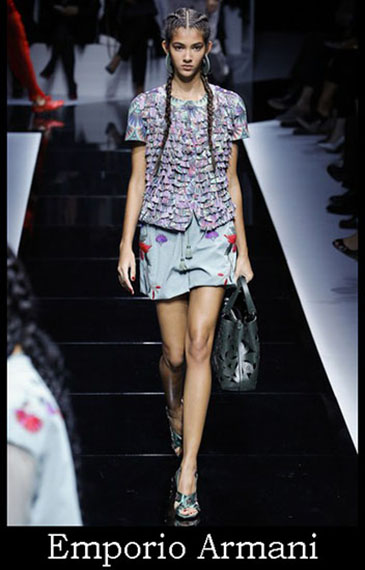 Clothing Emporio Armani Spring Summer For Women 3
