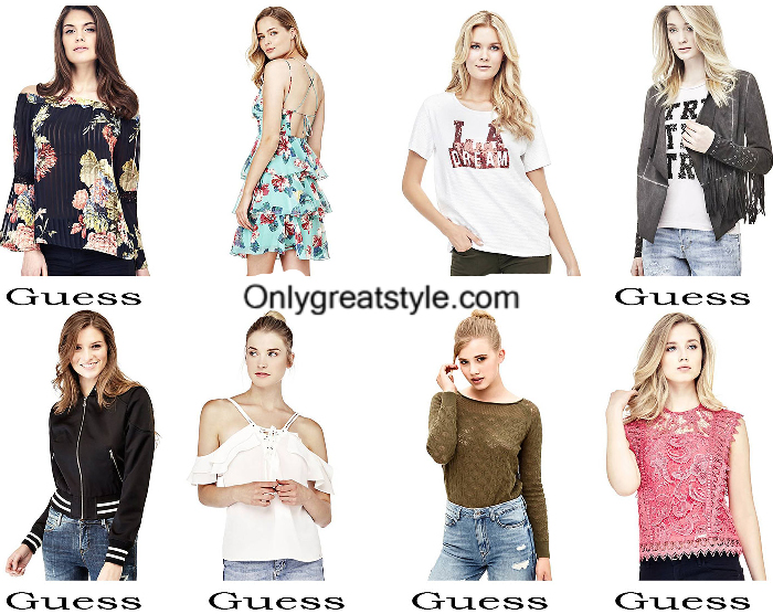 Clothing Guess Summer