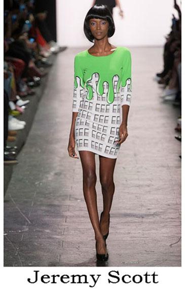 Clothing Jeremy Scott Spring Summer For Women 2