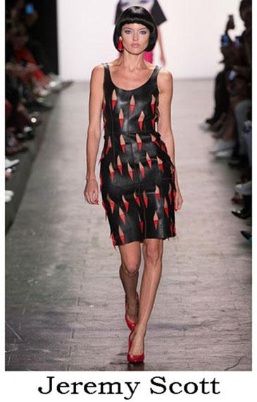 Clothing Jeremy Scott Spring Summer For Women 3