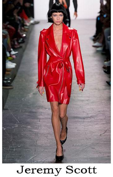 Clothing Jeremy Scott Spring Summer For Women 4