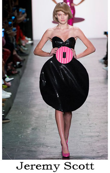 Clothing Jeremy Scott Spring Summer For Women 6