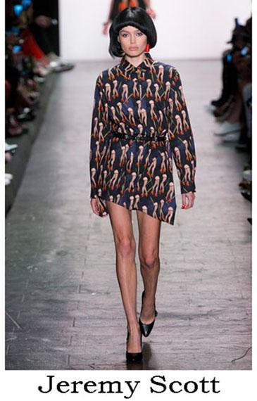 Clothing Jeremy Scott Spring Summer For Women 7