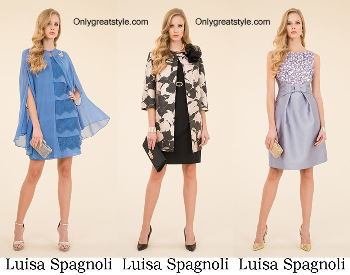 Clothing Luisa Spagnoli Spring Summer